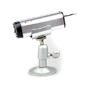 WIRELESS 2.4GHz SECURITY cctv System Night Vision KIT