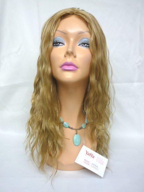 Human Hair Wig Blonde