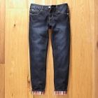 VANCL Sarahi Slim Tapered Jeans (VJ102) Dark Blue SKU:182698