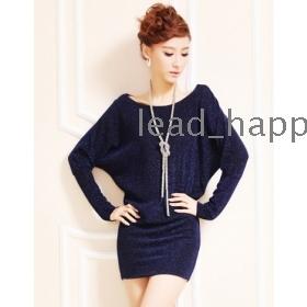 Free shipping maxi dresses new fashion 201 OL korean clothes Slim package hip long sleeve women dress 9089 women's dresses