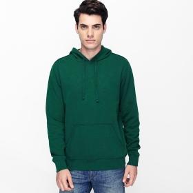 """קפוצ'ון הסוודר VANCL פאולו הרגיל (גברים) ירוק כהה מק""""ט: 180,515"""