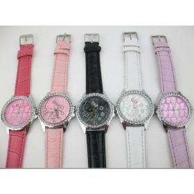 Free Shipping factory wholesale new fashion women's  watch 5pcs /C