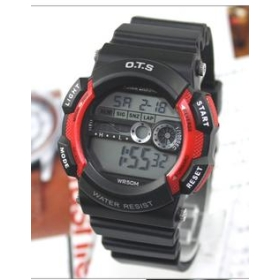 Free Shipping factory wholesale new Multi-function watch waterproof Watches /0