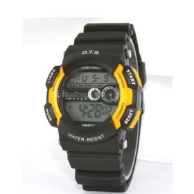 Free Shipping factory wholesale new Multi-function watch waterproof Watches 0011