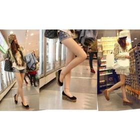 свободных женщин перевозкы груза Склон документального обувь Баба обуви леопарда обувь Китай Размер 35 36 37 38 39 40 --- 8