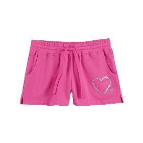 VANCL Ingrid Printed Knit Shorts (Women) Pinl SKU:330641