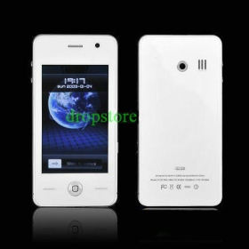 Wholesale -2PC*4gs 32gb 4G unlocked White quad band do not support itunes MHX4WE phone drop shipping,