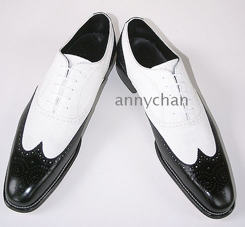 Meet my Polish: Trendy Tuesday: Wing Tip Shoes
