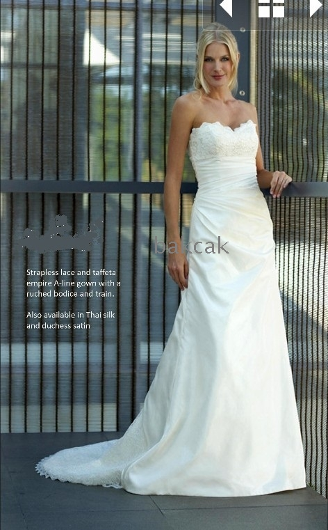 Chest dress satin applique large tail wedding wholesale for Wedding dresses for big chest