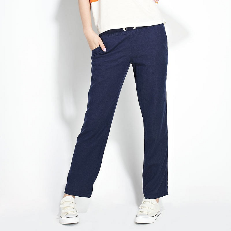 Brilliant Linen Pants