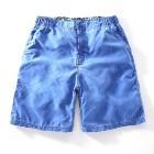 VANCL Dylan Leisure Solid Beach Shorts (Men) Denim Blue SKU:205055