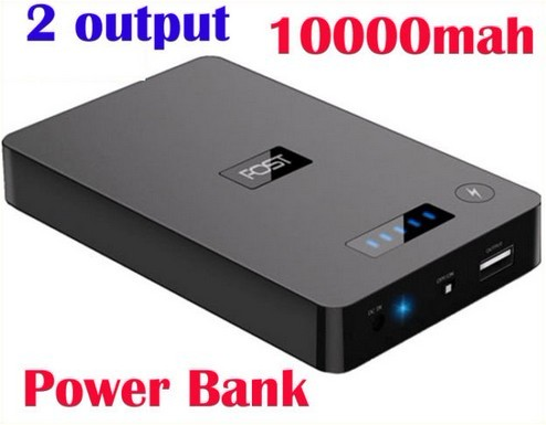 fost 10000mah battery power bank for is 2 output. Black Bedroom Furniture Sets. Home Design Ideas