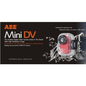 free shipping Waterproof 4G AEE  Mini DV DVR Cam Camera MD91S