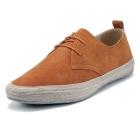 VANCL Suede Leather Shoes (Men) Orange SKU:192444