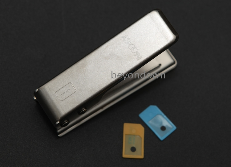 10 unidades / lote de corte do cartão SIM padrão para adaptador Micro + 2PC Adaptadores Micro Sim Card jaqueta de corte para 4G
