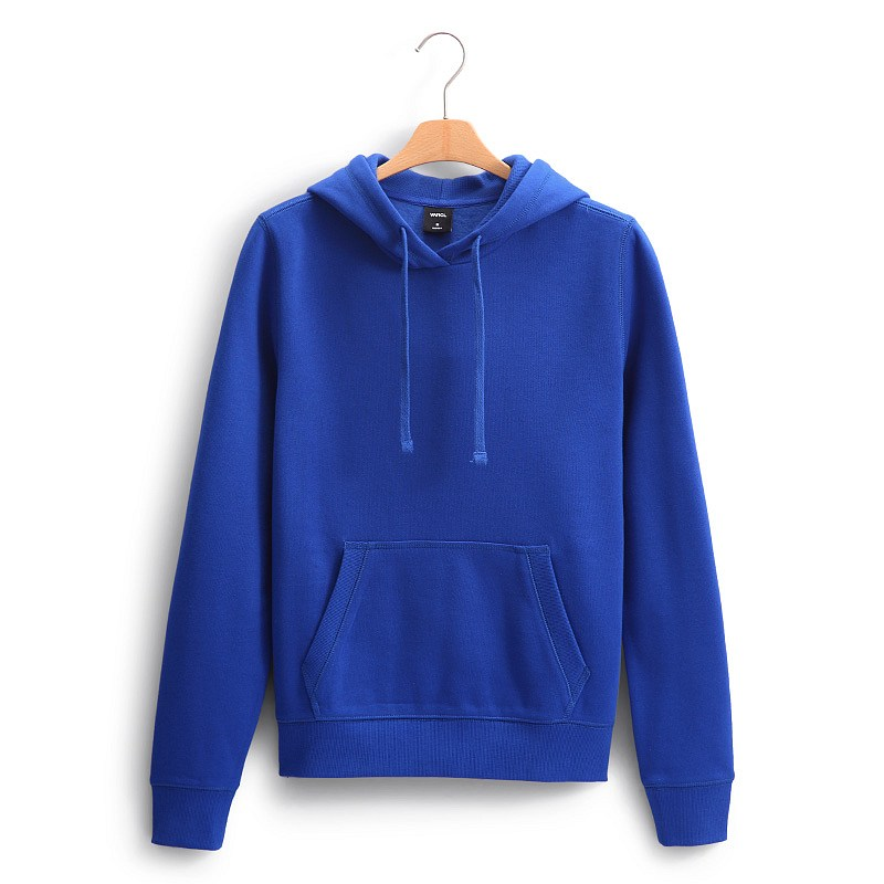 Womens Blue Hoodie | Fashion Ql