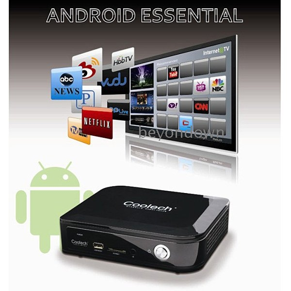 High quality  2.2 1080P HD Media player Streaming Multi Media TV Box WiFi Youtube LeTV ITV HDMI USB/SD/MMC TV player free ship