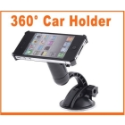 Dropshipping 360 Car Suction Mount Holder Stand with Lock for  4, Free Shipping
