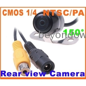 Dropshipping Car camera Car rear view Camera Rear View mirror Reverse Backup camera Waterproof CMOS Camera free shipping