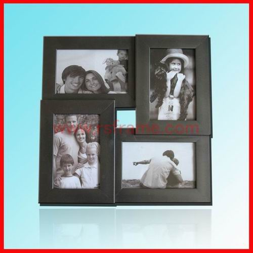 fashion wedding collage picture frames 4 opening wholesale free shipping wholesale fashion. Black Bedroom Furniture Sets. Home Design Ideas