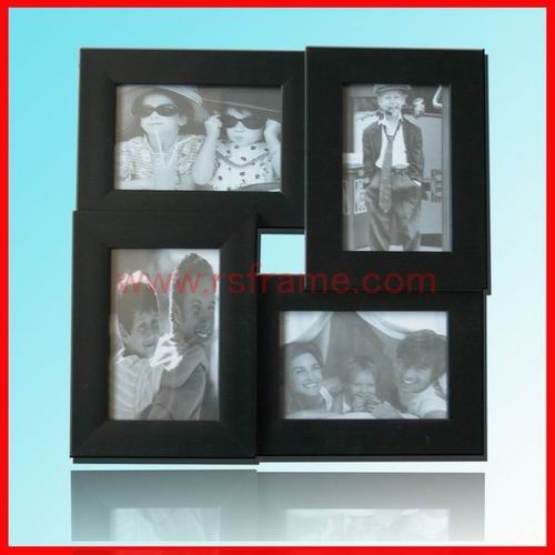 Fashion Wedding Collage Picture Frames 4 Opening Wholesale Free Shipping Wholesale Fashion