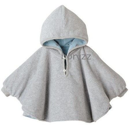 New wholesale! Express Free shipping comfortable infant mantle,  clothing, kid's coat,  Cloak, Shawl cape