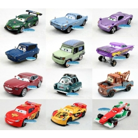 Free shipping top quality < Cars 2 >car toy hot  Racing Toys Set