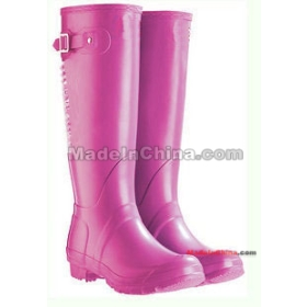 Colored Rain Boots