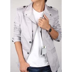 Promotion price!!! free shipping brand new men's leisure suit clothes men's coat clothing size M L XL XXL m5