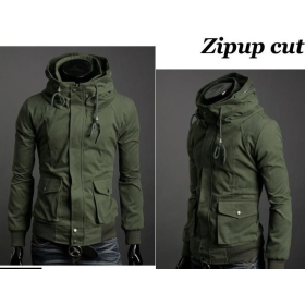 hot sale!!! brand new men's Fashionable clothing Casual coat jacket apparel size M L XL XXL --=-8