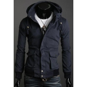 hot sale!!! brand new men's Fashionable clothing Casual coat jacket apparel size M L XL XXL z2