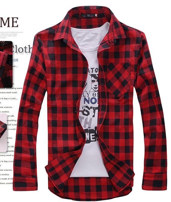 hot prodej ! Long doprava zdarma zbrusu nové pánské rukáv košile s dlouhými rukávy, tričko velikost ML XL XXL --- 8