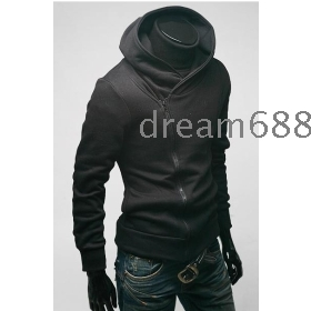 hot sale brand new men's SWEATER coat thick knitting clothing faddish clothes size M L XL XXL  --8