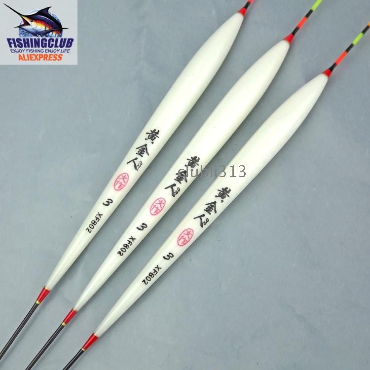 3pcs fishing floats fishing rod pole float fishing for Fishing pole floats