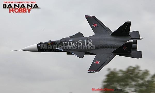 Su 47 Berkut V2 3d Thrust Aerobatic Radio Remote