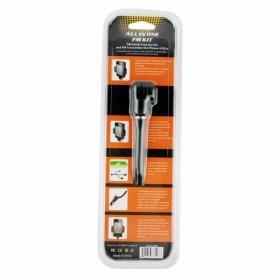 Vente chaude All in One Kit Chargeur de voiture Transmetteur FM pour iPhone 4G/3GS Livraison gratuite