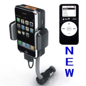 FM Transmitter+Car Charger for iGS 3G