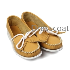 Spring is women's flat bottom shoe leather tassel single shoes han edition lazy shoes BanXie leisure shoes tide shoes
