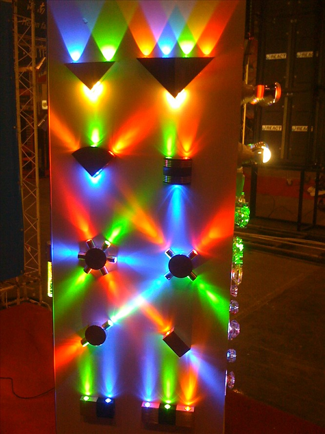 Bright Coloured Wall Lights : LED Wall Light colorful Decorative Wall light 110v Wholesale LED Wall Light colorful ...