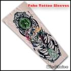 Free Shipping 200pcs/lot Unisex Tattoo Sleeves with stylish Arm Tattoos Sleeve ideas Novelty tattoo art