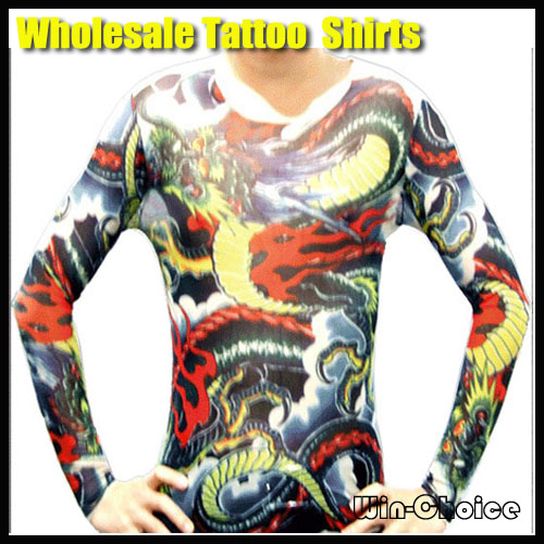 long sleeve tattoo t shirts fashion designs wholesale hot selling long sleeve tattoo t shirts. Black Bedroom Furniture Sets. Home Design Ideas
