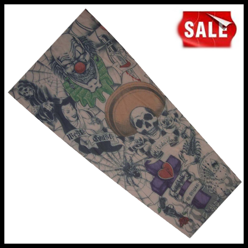 Wholesale 200pcs/lot Cheap Temporary Tattoo Sleeves with Tribal Tattoo Designs  Arm sleeves tattoos ideas  Tatoo Sleeves
