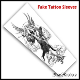 Wholesale Cheap Temporary Tattoo Sleeves (for bikers) with tribal design  up to 100 models for choice  Mixed order Novelty Sleeve Tattoo ideas