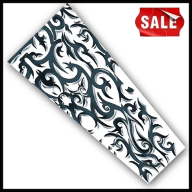 buy 200pcs lot arm tattoo sleeves with tribal designs mixed order novelty sleeve tattoo ideas. Black Bedroom Furniture Sets. Home Design Ideas