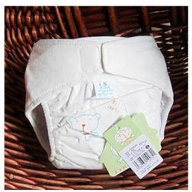 Bomuld end kiss baby- urin bukser / hvert urin bukser bukser samarbejder ren bomuld ble ren bomuld ble bleer bruger