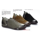Men's fashion sellers grind arenaceous BanXie recreational leather shoes