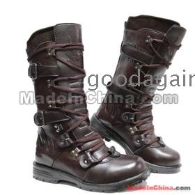 varmt salg !nye mænds cowboystøvler mand boots boots str. 38 39 40 41 42 43