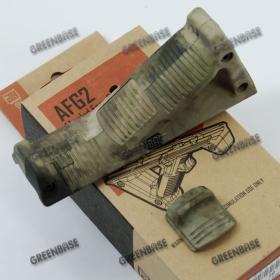 Magpul Derékszögű Fore úton való PTS AFG2 a Box A-TACS (AFG2-B-AT)