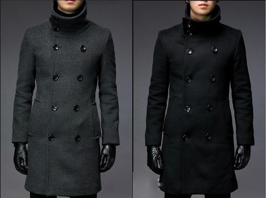 A long winter coat is the perfect addition to a cold weather wardrobe. For the office, to play and casual days, find a coat that expresses your fashion style, while still keeping your body temperature in tact.