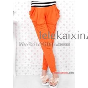 Leisure haroun pants female 2012 new han edition tide big yards
